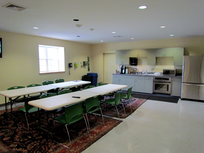 Employee Break Room Ideas http://golfstructures.com/designs/sakonnet-golf-club.php